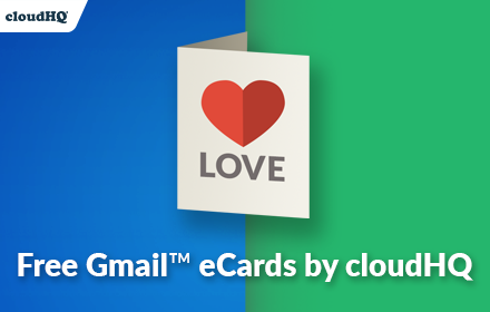 Gmail eCards