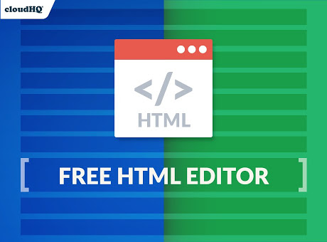 HTML Editor for Gmail™