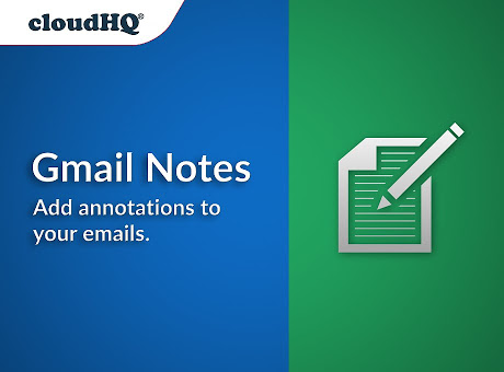 Gmail Notes
