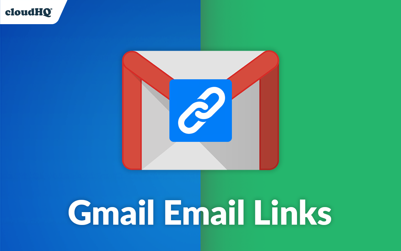 Gmail Email Links