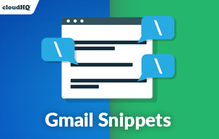 Gmail Snippets