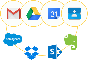 Sync and Migrate to Google G Suite