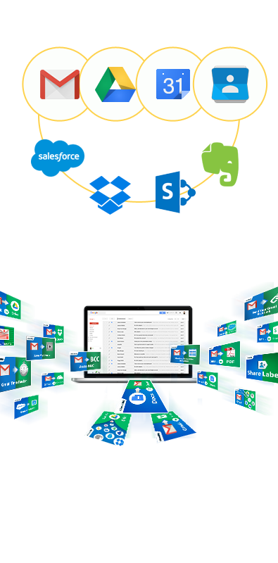 cloudHQ for G Suite and G Suite - solutions - cloudHQ