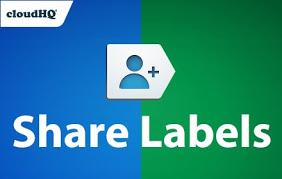 Gmail Label Sharing