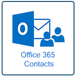 Office365 Contacts