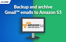 Backup emails to Amazon S3