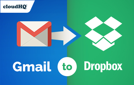 Save emails to Dropbox