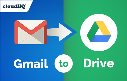 Save emails to Google Drive
