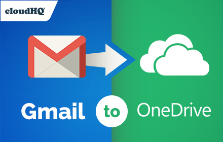 Save emails to OneDrive