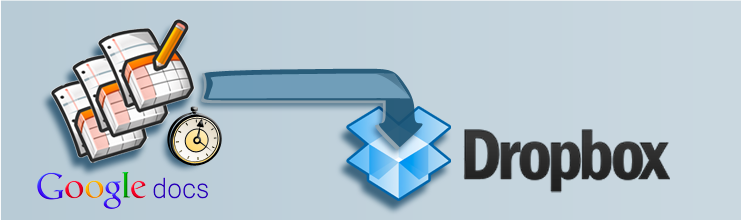 Backup Google Docs to Dropbox - continuously and in real-time
